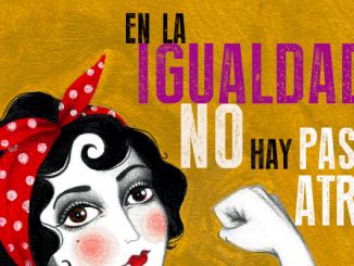 """Bajo el lema """"En la igualdad no hay paso atrás"""" el Ayuntamiento y el Consejo Local de la Mujer de Fuenlabrada han organizado un amplio y variado programa de actividades para conmemorar el Día Internacional de las Mujeres -8 de marzo- que se desarrollará a lo largo de los próximos días."""