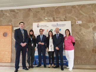 Clínica Universitaria de la URJC presenta sus nuevos proyectos
