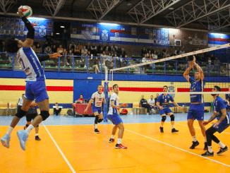Club Voleibol Leganés. Los chicos ganaron y las chicas sufrieron