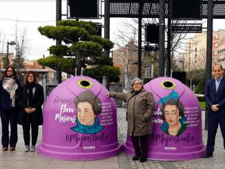 """Móstoles lanza """"Mujeres con eco"""" para dar visibilidad a las mujeres en la Historia y fomentar el reciclaje"""