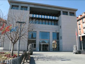 ayuntamiento Leganés