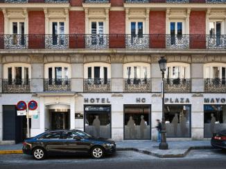 La Comunidad de Madrid inicia el repliegue de los hoteles sanitarizados que atienden pacientes COVID- 19 con evolución favorable