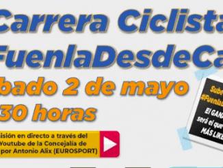 El Ayuntamiento organiza una carrera ciclista virtual a través de una aplicación multijugador