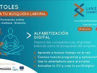 Alfabetización Digital Móstoles