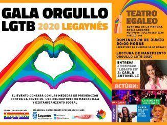 Orgullo LGTB 2020