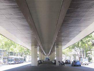 circulación puente Joaquin Costa Francisco Silvela