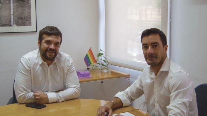 José Manuel Roldán entrevista a Jesús Santos en el IMEPE