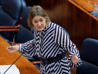 La consejera de Cultura y Turismo, Marta Rivera.