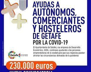 Ayudas autónomos Getafe