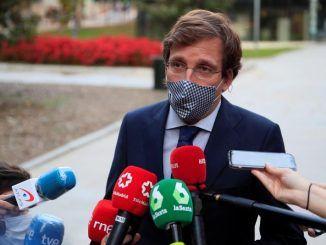 Alcalde de Madrid, José Luis Martínez-Almeida