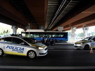 La Policía interviene en más de 200 fiestas privadas en este puente en Madrid