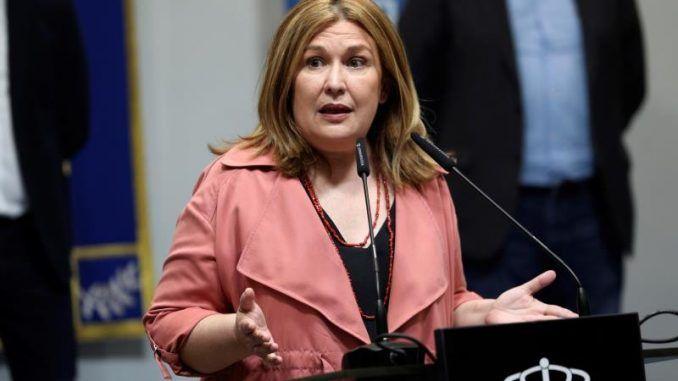 Alcaldesa de Alcorcón , Natalia de Andrés