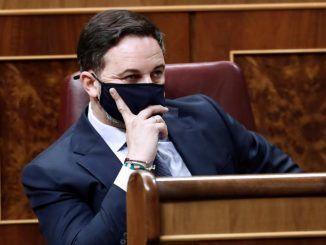Podemos y Más Madrid responden a referencia de Abascal a Móstoles en moción