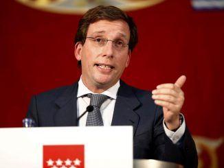 Almeida: Vox no tiene excusa salvo la decepción para dejar de apoyar pactosrco jurídico que avale las medidas