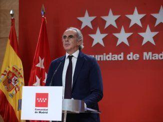Madrid limita las reuniones sociales entre las 00 y 6 horas a convivientes