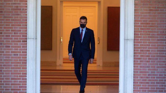 Presidente del Gobierno, Pedro Sánchez