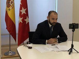 consejero de Economía, Empleo y Competitividad, Manuel Giménez