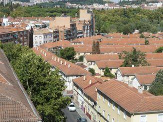 Unas viviendas en Madrid