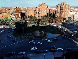 Madrid creará en 2021 una zona de bajas emisiones alrededor de Plaza Elíptica