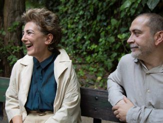 Estreno absoluto de la obra de teatro 'El beso' con Isabel Ordaz