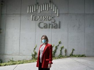 La Consejera de Cultura, Marta Rivera de la Cruz