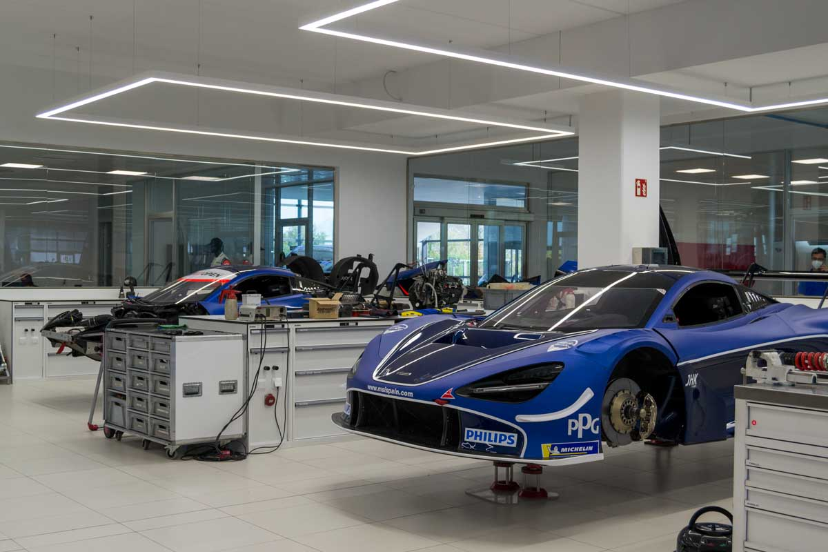 Teo Martín Motor & Sport Institute