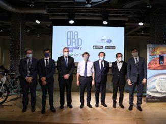 Presentación de Madrid Mobility 360