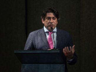 El consejero de Vivienda, David Pérez