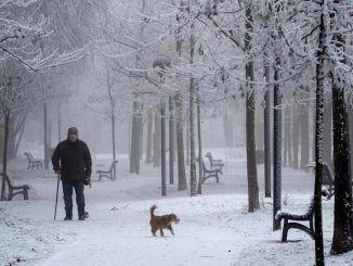 Alerta en once comunidades por frío, viento y fenómenos costeros