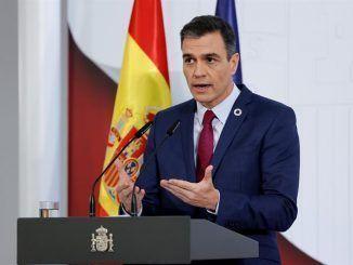 Pedro Sánchez abre hoy un ciclo de encuentros sobre fondos europeos en EFE