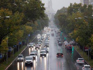Greenpeace exige reducir el uso del coche para frenar muertes por polución
