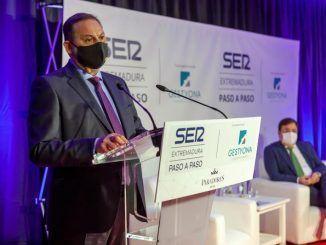 l ministro de Transportes, Movilidad y Agenda Urbana, José Luis Ábalos