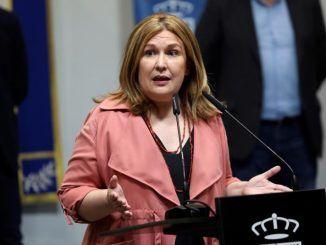 La alcaldesa de Alcorcón, Natalia de Andrés.