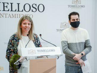 La alcaldesa de Tomelloso anuncia inversiones por un valor de más de 200.000 € en obra pública