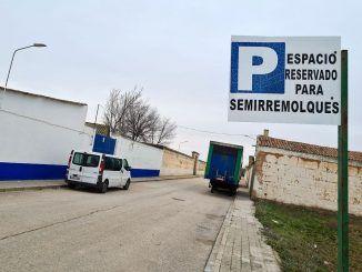 Argamasilla de Alba prohíbe aparcar camiones en el casco urbano