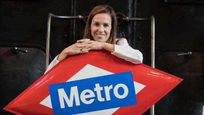 Silvia Roldán CEO Metro de Madrid