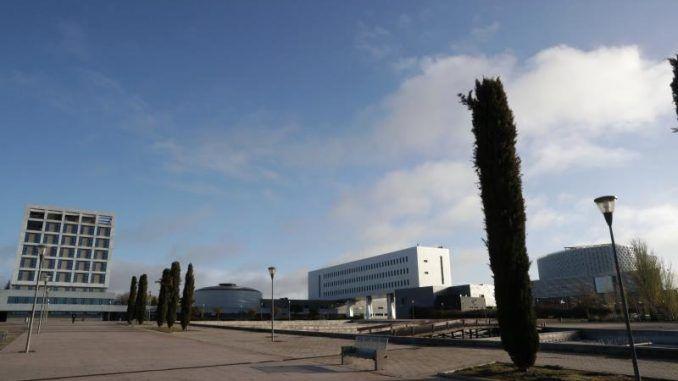 Campus de Móstoles de la Universidad Rey Juan Carlos .