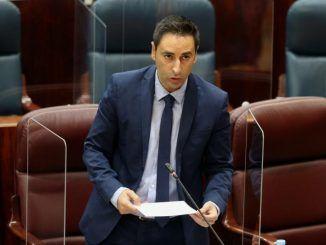 El consejero de Políticas Sociales, Javier Luengo.