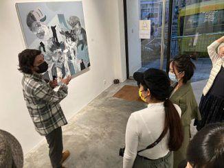 Exposición Elias Peña