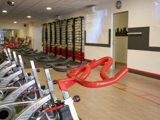 Sector ejercicio físico