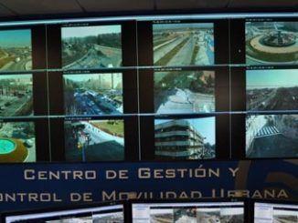 Centro de Movilidad Urbana Leganés