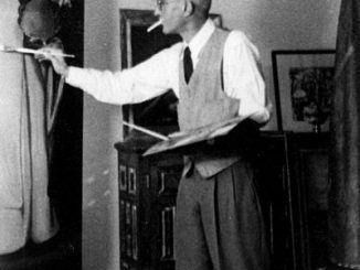 El artista José Moreno Villa