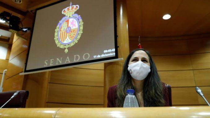 La secretaria de Estado para la Agenda 2030, Ione Belarra.