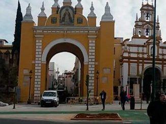 El Ayuntamiento aprueba la restauración del Arco de la Macarena por un importe de más de 200.000 euros
