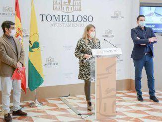 El ayuntamiento de Tomelloso y la Cámara de Comercio organizan un curso de Contratación Pública dirigido a empresas de la localidad