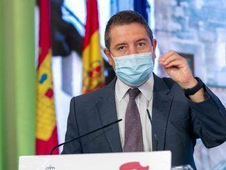 Presidente de Castilla-La Mancha