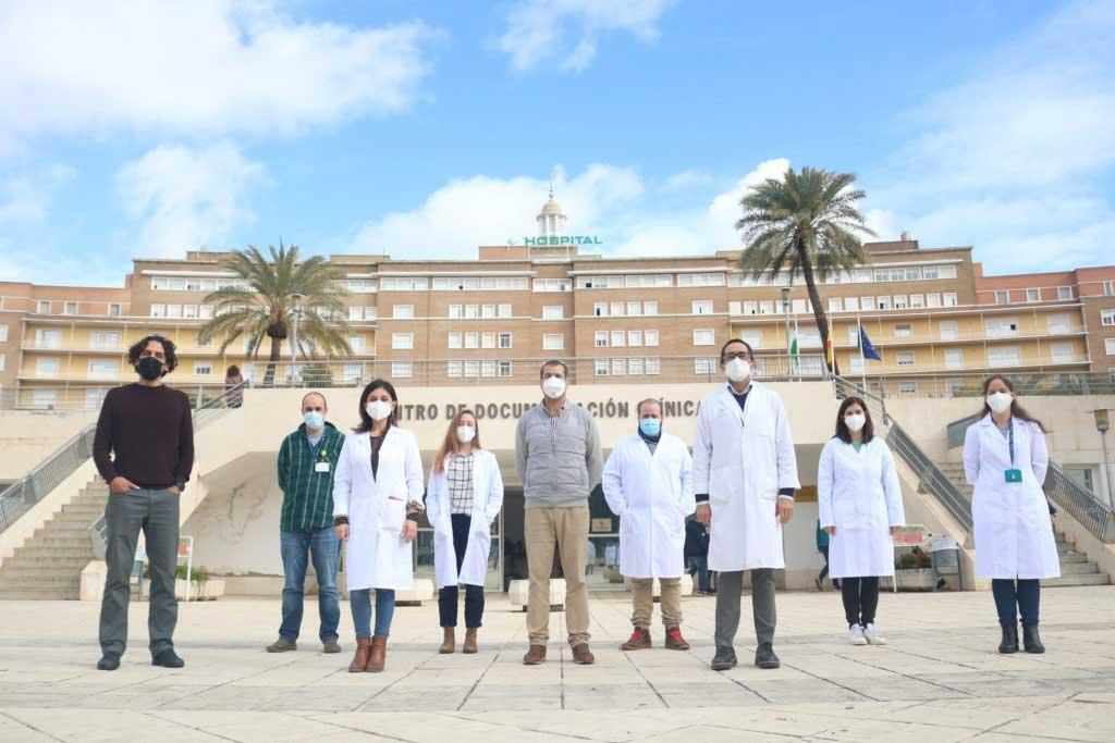 Luis Martínez Hervás Hospital Virgen del Rocío Sevilla