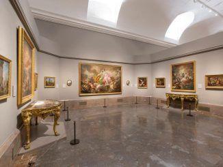 Escultura, objetos y nuevas piezas para el arte europeo del XVIII en el Prado