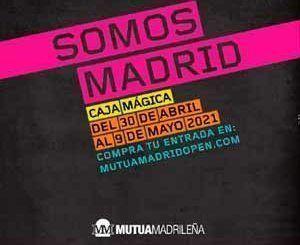 Madrid volverá a acoger la celebración del Torneo de Tenis Mutua Open Madrid