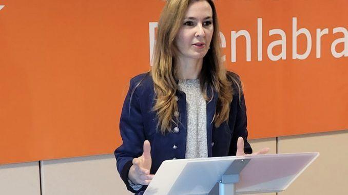 Patricia de Frutos, Ciudadanos Fuenlabrada